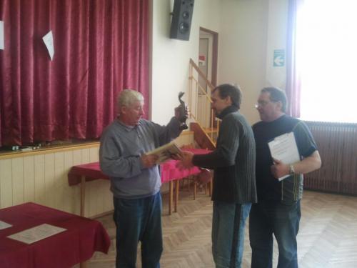 Turnaj ve stolním tenise 1.ročník- memoriál Josefa Janči